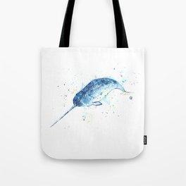 Narwhal - Unicorn of the Sea Tote Bag