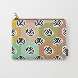 african curls multicolored Carry-All Pouch