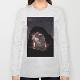 Delicate Nights Long Sleeve T-shirt