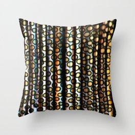 In Jungle, too ... Throw Pillow