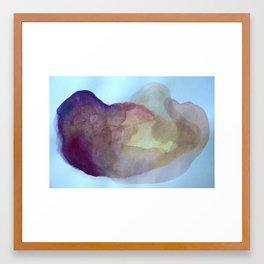 Bruise II Framed Art Print