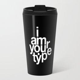 HELVETICA! Travel Mug