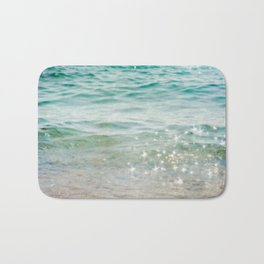 Falling Into A Beautiful Illusion Bath Mat