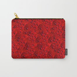 Scarlet Eft Carry-All Pouch