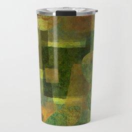 Dorado Verdiso and Butterfly Travel Mug