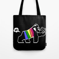 gaming Tote Bags featuring Gaming or not Gaming by Arian Noveir