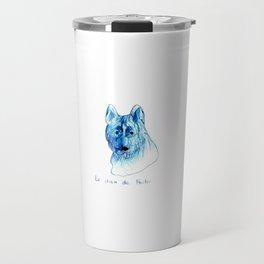 Le chien de Pavlov Travel Mug