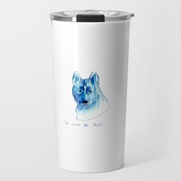Le chien de Pavlov Travel Mug