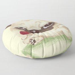 Pug Floor Pillow