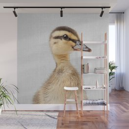 Duckling - Colorful Wall Mural