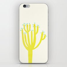 Modern Cactus iPhone Skin