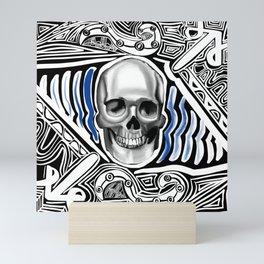 Scull Art Mini Art Print