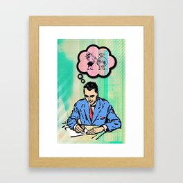 Arrumado Framed Art Print