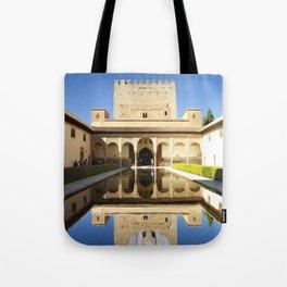 Nazrid Palace Tote Bag