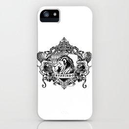 Gryffindor Crest iPhone Case