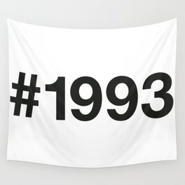 1993 Wall Tapestry