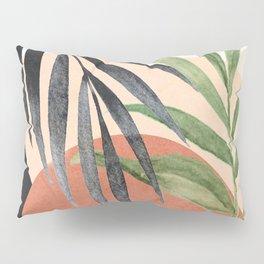 Abstract Tropical Art VI Pillow Sham