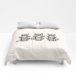 Bengal Bongos Comforters