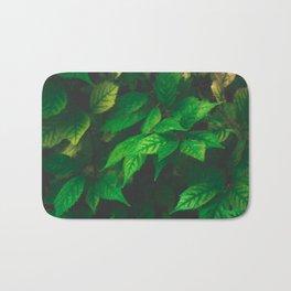 Mystical Leaves Bath Mat