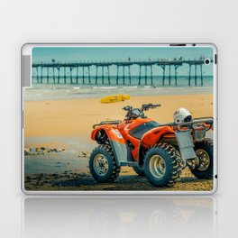 Vintage Baywatch Laptop & iPad Skin