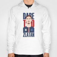 zlatan Hoodies featuring Z.I by Micka Design
