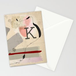 Letter to Felice Stationery Cards