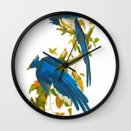Columbia Jay Wall Clock
