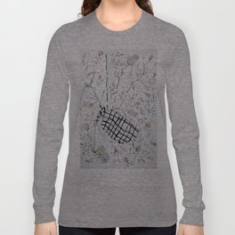 The bagpipes Long Sleeve T-shirt