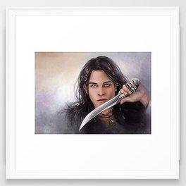 Yvad Silverfinger Framed Art Print