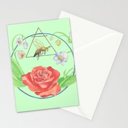 The Sacred Queen Stationery Cards