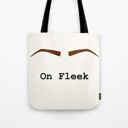 On Fleek Tote Bag