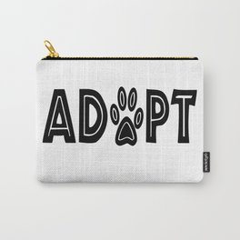 Adopt Paws Carry-All Pouch