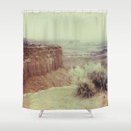 Canyonland National Park - Polaroid Shower Curtain