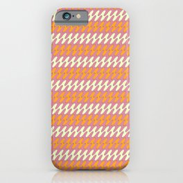 Psych Waves iPhone Case