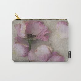 Wilted Rose Carry-All Pouch