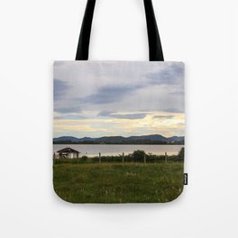 Rosa Sunset  Tote Bag