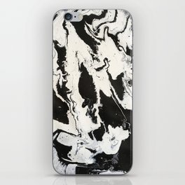 Good and Evil iPhone Skin