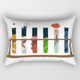 Muppet Science Laboraty Rectangular Pillow
