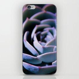 DARKSIDE OF SUCCULENTS III-v1 iPhone Skin