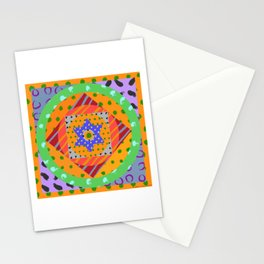 Fruit Machine 06 Stationery Cards