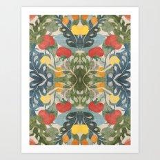 Solanum II Art Print