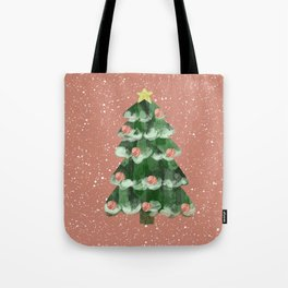 Decorate with me - greyish red Tote Bag