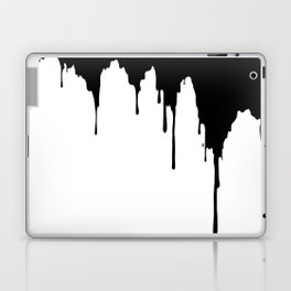 Dripping Ink Laptop & iPad Skin