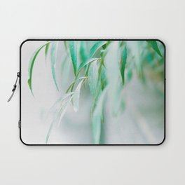 Gentle Greens (Color) Laptop Sleeve