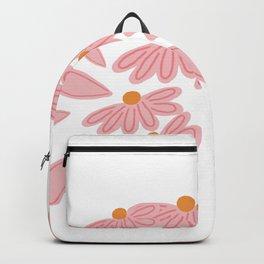 Flower spring tender bouquet blooming joy  Backpack