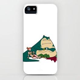 Slave Misty iPhone Case