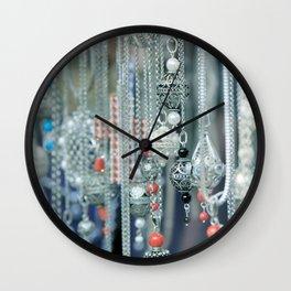 Dubrovnik Pendants - JUSTART (c) Wall Clock