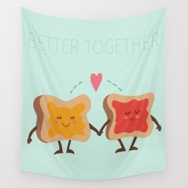 Better Together Wall Tapestry