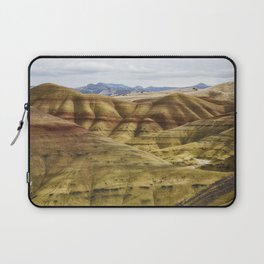 Time in Layers Laptop Sleeve