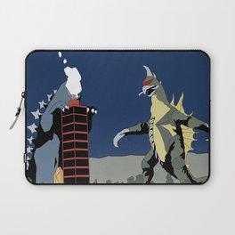 Godzilla vs Gigan Laptop Sleeve